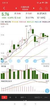 兴森科技股票怎么样