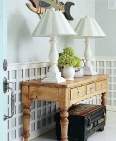8款不同效果的墙面布置 提高整体家居美观度