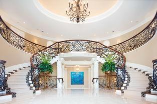 ...观奢华楼梯设计效果图