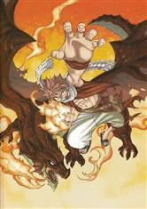 妖精的尾巴之龙皇纳兹小说