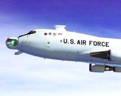 美国空军abl机载激光武器