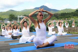 瑜伽的世界比赛