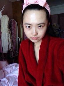 36岁女子晒自拍照 宛如少女爆红网络