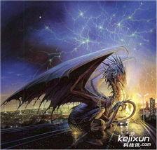 UFO研究者调查称神话中的龙或为外星人