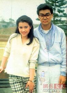 关之琳确认患脑癌 90年代香港女星旧照盘点 45