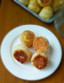 老式脆底面包的做法  脆底蜂蜜小面包的做法