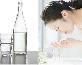 怎么用白醋洗脸步骤