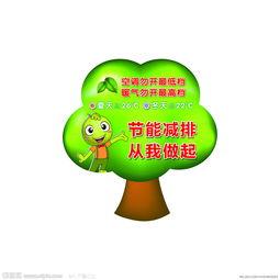 环境保护标语牌图片