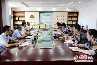 金湖县委常委 常务副县长王建军调研人防工作