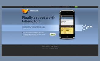 一套手机软件界面UI设计