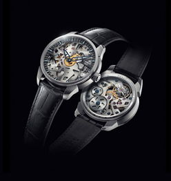 时间的立体感 天梭天匠镂空系列腕表