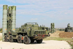 俄罗斯布署在叙利亚的s-400防空导弹