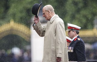 英菲利普亲王退休