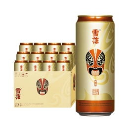 雪花脸谱啤酒(雪花啤酒有多少种类)