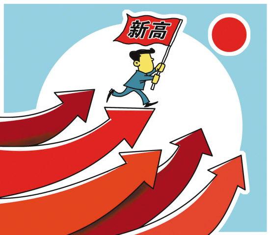 """股市""""五连阳""""说明什么?投资者该如何面对?"""