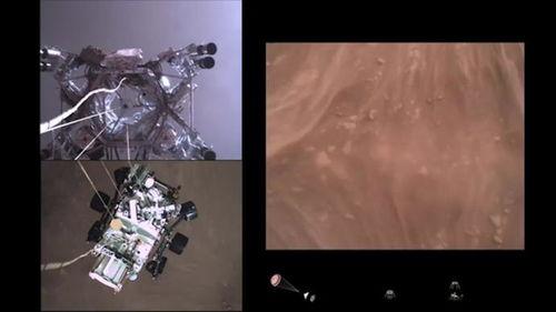 史上首次NASA毅力号录下了来自火星的声音