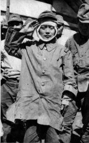 历史揭秘 被日军雇佣的中国女人