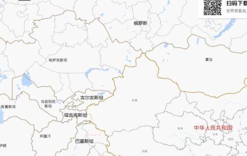 中国哪些地区属于西北方向