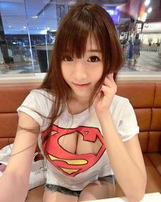 泰国网红棒糖妹私照.
