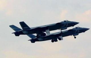 中国空军歼