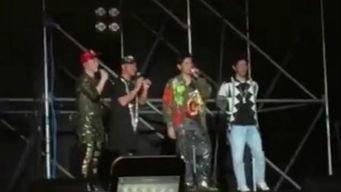 周杰伦马来西亚演唱会情歌串烧 星晴 彩虹 联唱