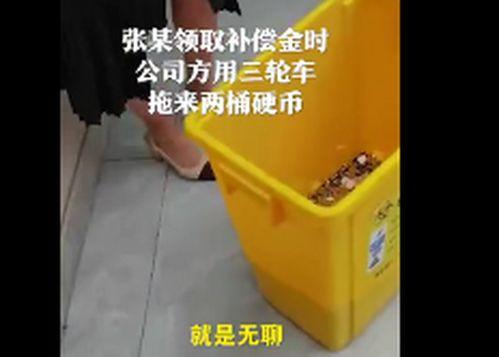 6000元离职赔偿金全是硬币不签劳动合同如何赔偿百思特购物网