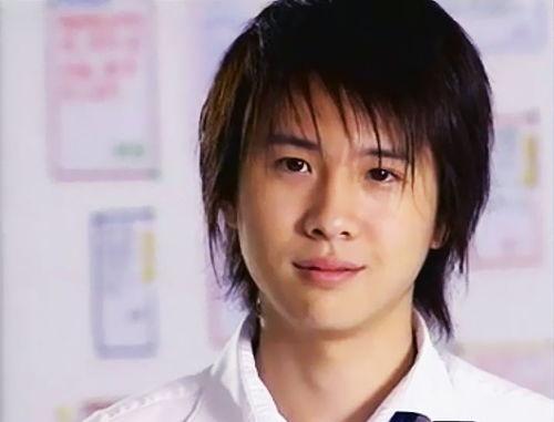 李智楠在《十八岁的天空》中饰演石延枫.
