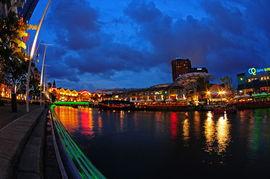 新加坡绝色夜景
