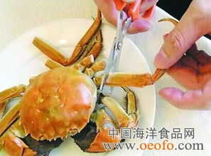 大闸蟹怎么吃(螃蟹怎么吃图解图片)
