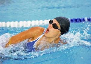 美国高中游泳运动项目介绍