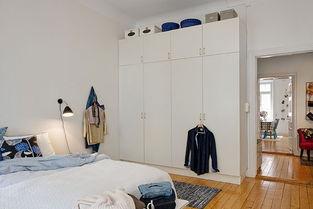 衣柜和门一个方向