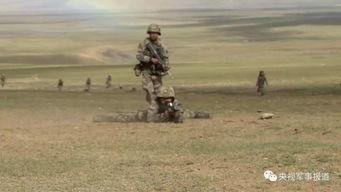 震撼西藏军区某旅挺进高原实兵实弹火力全开