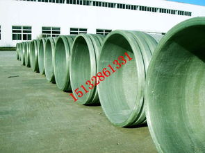 供应浙江 排污玻璃钢管道 frp玻璃钢缠绕管